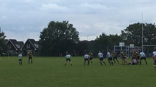 Deepings v Stamford College Old Boys (17-29)