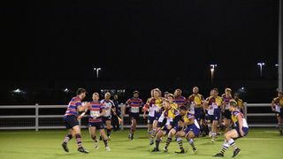 Ox Quins v Grove Cup Game