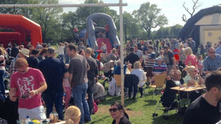 May 2016 Beer Festival