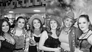 Wild West Social (Set 2) - 30th March 2019 - pics c/o Donna & Chelsea Moore