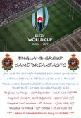 World Cup Breakfasts !