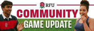 RFU Community Game Update - 25/05/2021