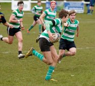 Buckingham post a convincing win over Old Scouts in the Oceanic Cup Semi-Final