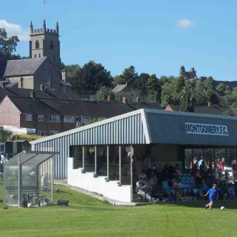 Montgomery Town v Llanfyllin Town