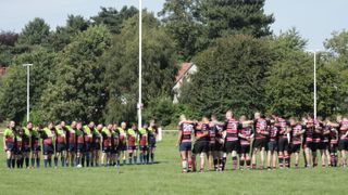 AK vs WCRUFC - Action for Pulmonary Fibrosis Charity Match