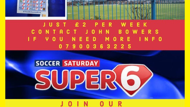 Join Our Sky Saturday Super 6 League