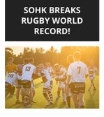 SOHK win world record