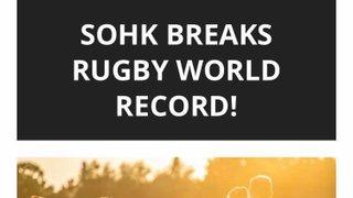 SOHK win world record