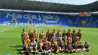Jets at Reading FC vs Sheffield 2011