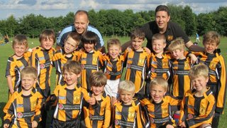 2011 Rotherfield Jets training pictures