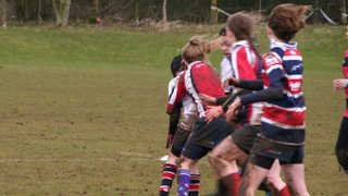 Grove U13s at Supermarine RFC