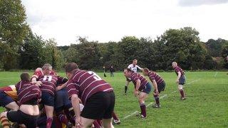 old Dartfordians (34)  Crawley Vets (5)  23.10.2010