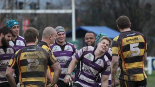 Hornets 19 Exmouth 20