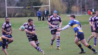 Old Centralians 28 Exmouth 25