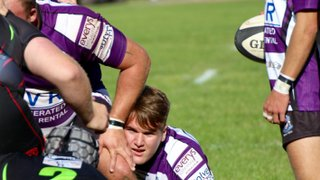 Exmouth 17 Redruth 60