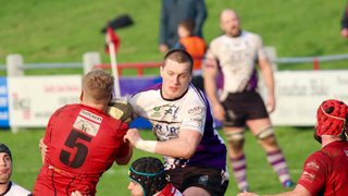 Redruth 33 Exmouth 32