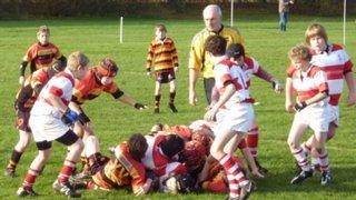 U11s Yorkshire Cup Prelim @ York  15.11.09