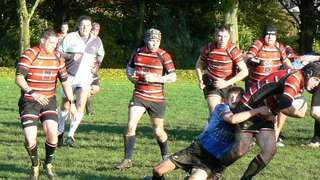 3rdXV vs Nestle Rowntree