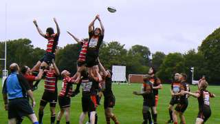3rd XV vs Trees - 20/9/14