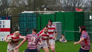 Wetherby too strong for North Ribb