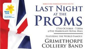 """""""Last Night of the Proms"""" at the Royal Hall - 17th October"""