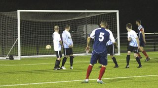 A BCFA Midweek Floodlit Cup win for Cradley.