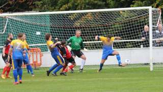 Cradley held to a draw after going three goals ahead.