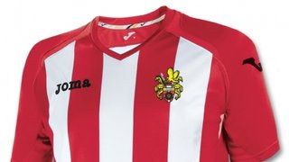 Harlow Town FC clothing 2013-14
