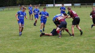 Diss U16's 77 v 5 Norwich RFC