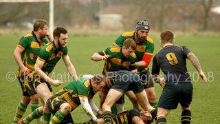 East Retford RC 1st v Ollerton RC 1st