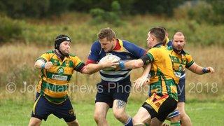 East Retford RC 2nds v Mansfield RC 3rds