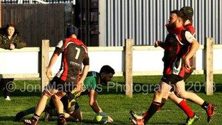 Chesterfield Panthers RC 1st XV v East Retford RC 1st XV