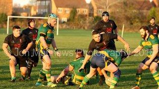 Gainsborough RC 1st xv v - Retford RC 1st xv