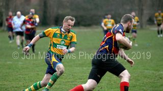 East Retford 2nd XV v Ashfield RC 2nds XV