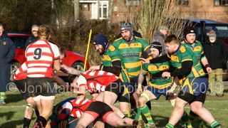 East Retford 1st XV v Chesterfield Panthers 1st XV