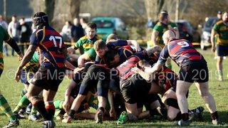 East Retford RC 1st XV v  Ashfield RC 1st XV  (CupMatch)