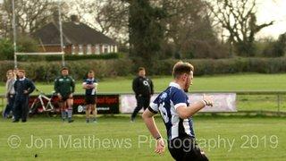 Grimsby RC 1st XV v East Retford RC 1st