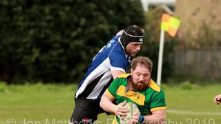Firsts well beaten at Grimsby