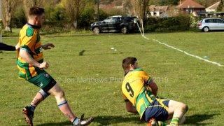 Retford RC 2nds XV v Keyworth RC 2nds