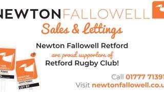 E.R.R.U.F.C welcome newton fallowell as a Club Sponsor for the 2019-2020 season.