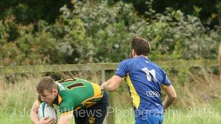 East Retford 1st XV RC v Matlock 1st XV RC(friendly)