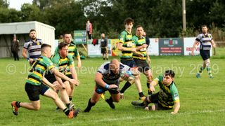 East Retford 2nd XV 39 - 27 Mellish 2nd XV