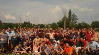 Budapest Rugby Tour June 2-5, 2011