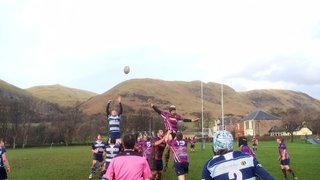 Falkirk 2XV win the local derby