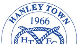 Hanley beat Town 3-0