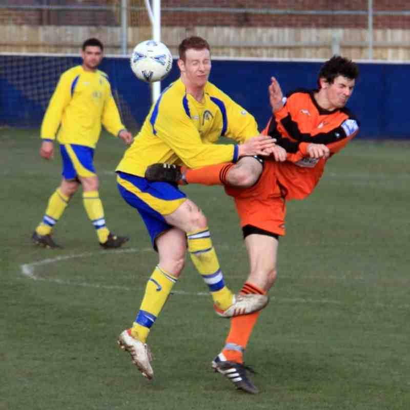 GMWFC Vs Hinckley Downes 2009-10