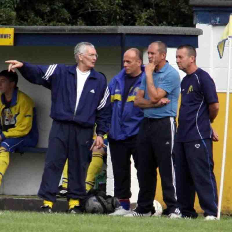 Gedling MW FC Vs Ollerton Town (PSF)