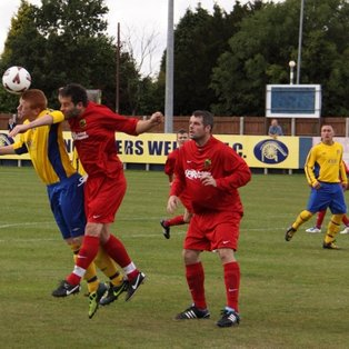 EMCL Premier -vs- Bardon Hill FC (HOME)
