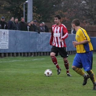 EMCL game home to Anstey Nomads FC