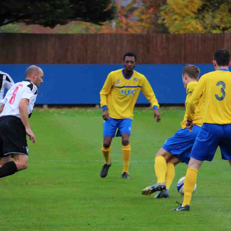 Gedling MW at home to St Andrews 2015-16 Season